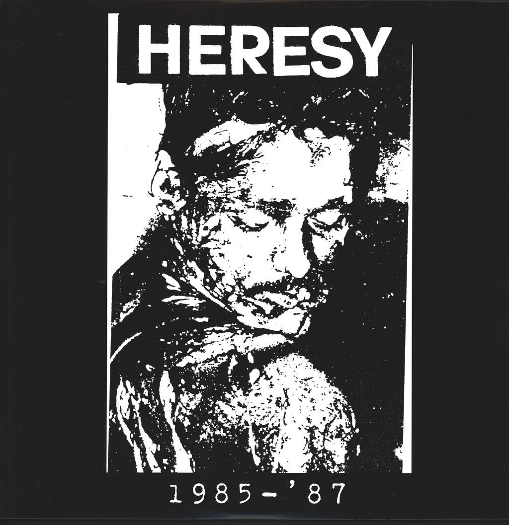 Heresy: 1985 - '87, LP (Vinyl)
