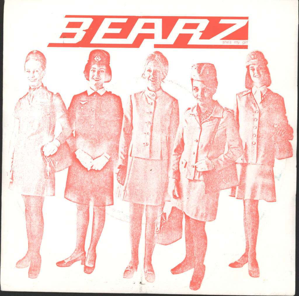 "Bearz: She's My Girl / Girls Will Do, 7"" Single (Vinyl)"