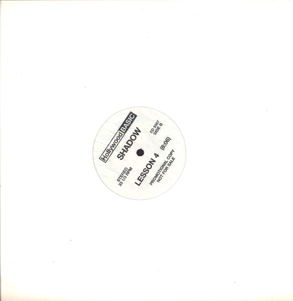 "Lifers Group: Real Deal / Lesson 4, 12"" Maxi Single (Vinyl)"