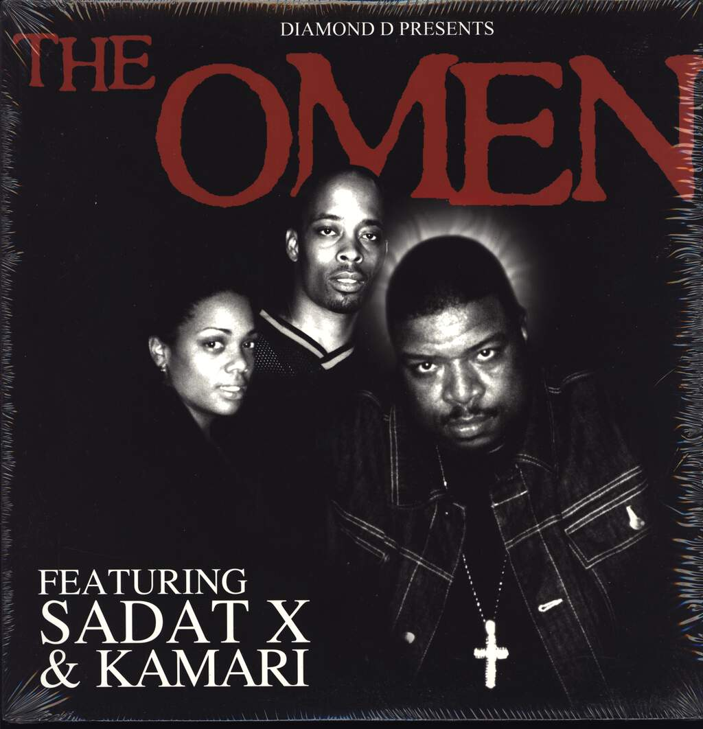 "The Omen: Do It Now / Get On Up, 12"" Maxi Single (Vinyl)"