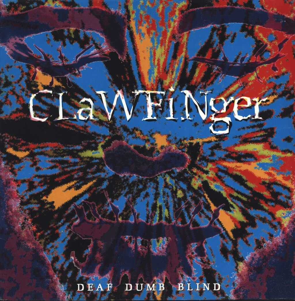 Clawfinger: Deaf Dumb Blind, LP (Vinyl)