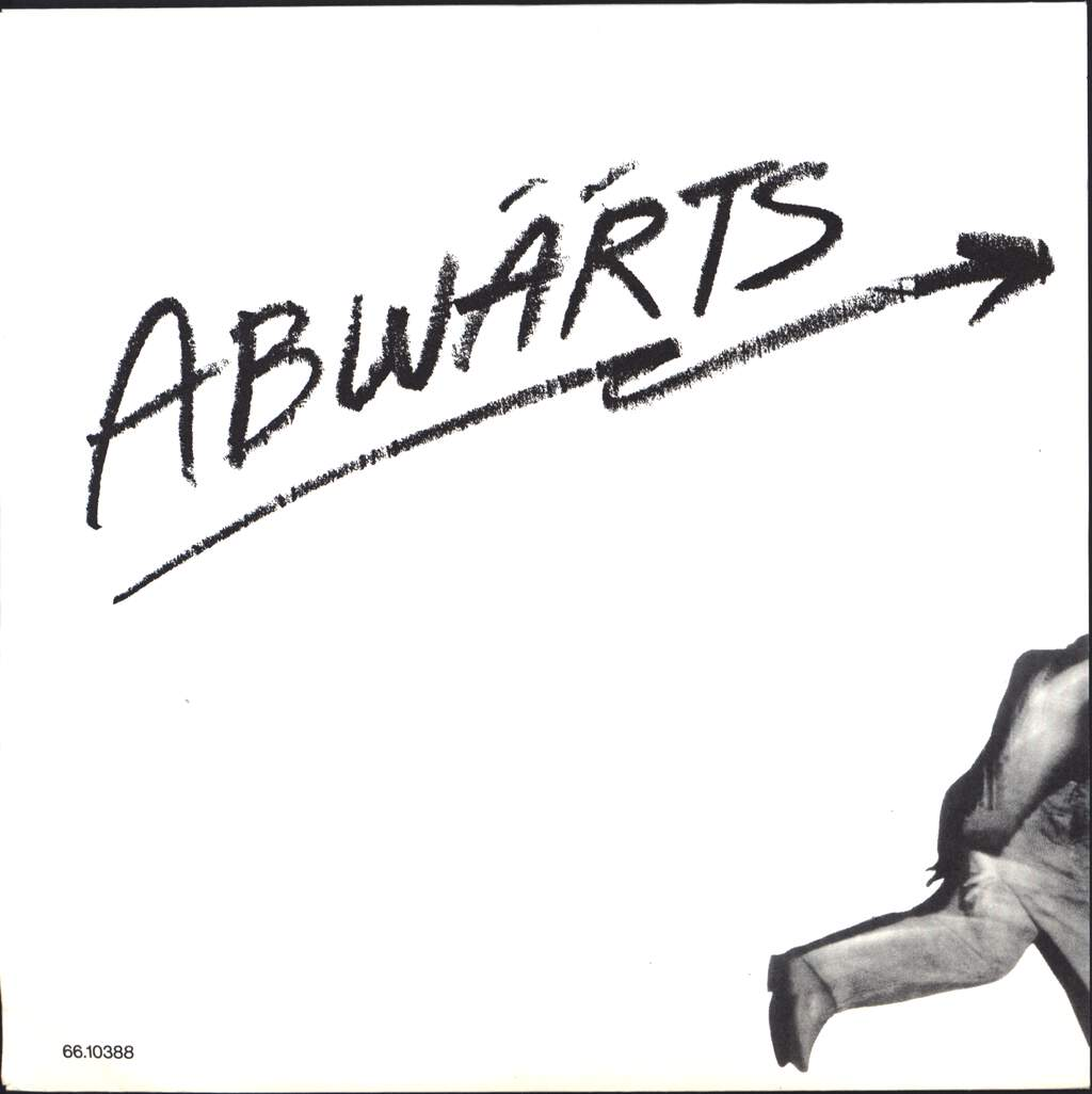 "Abwärts: Computerstaat, 7"" Single (Vinyl)"
