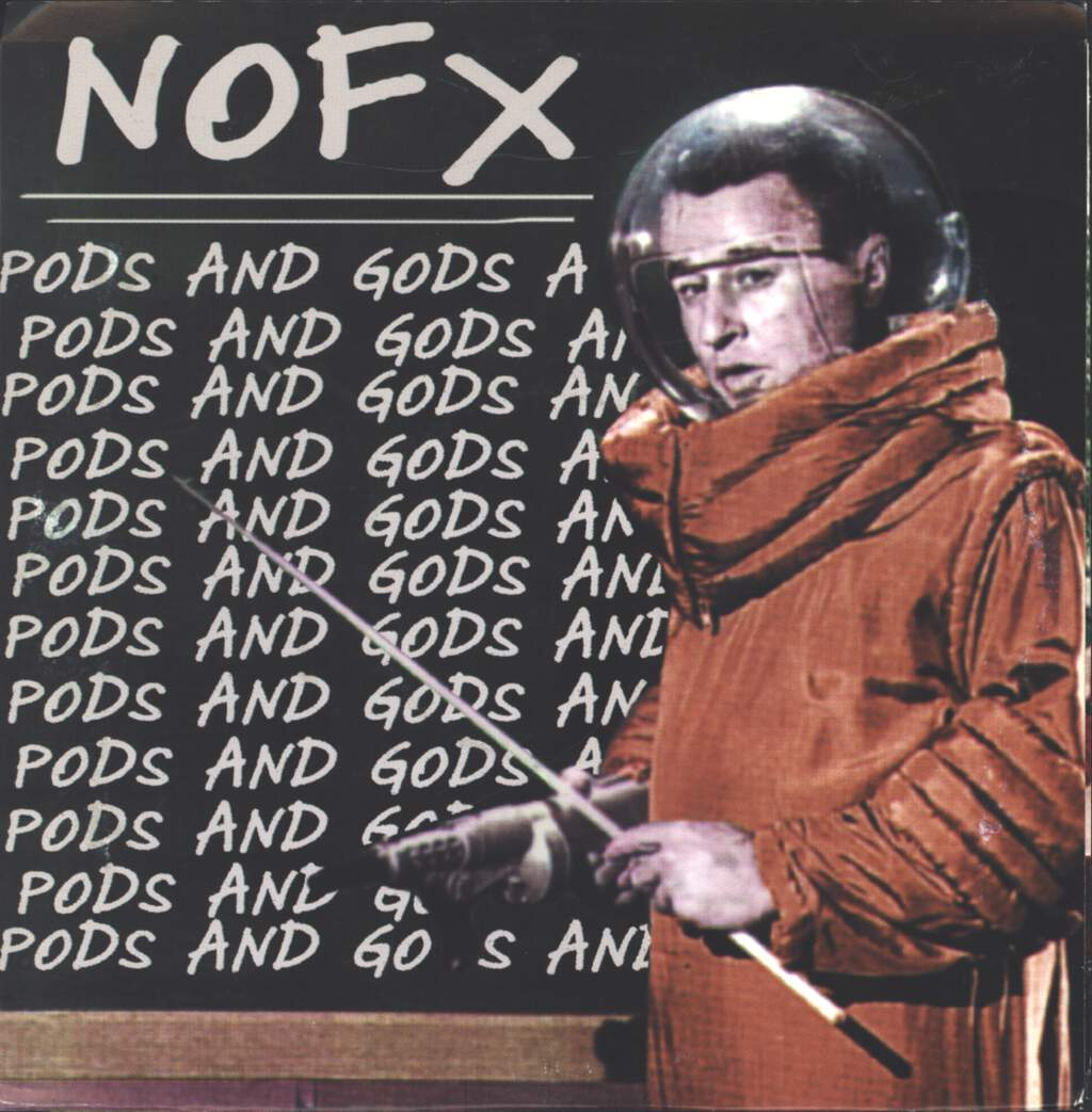 "NOFX: Pods And Gods, 7"" Single (Vinyl)"