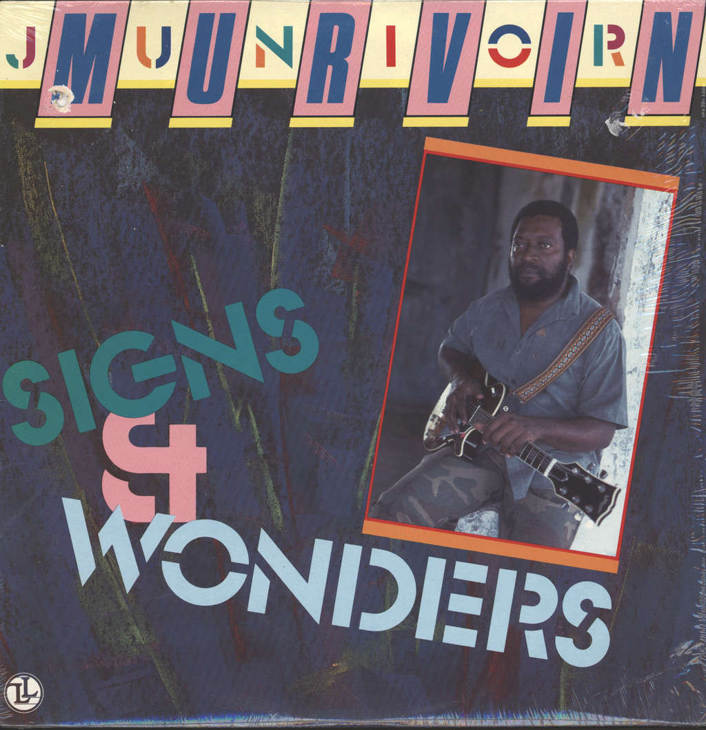 Junior Murvin: Signs & Wonders, LP (Vinyl)