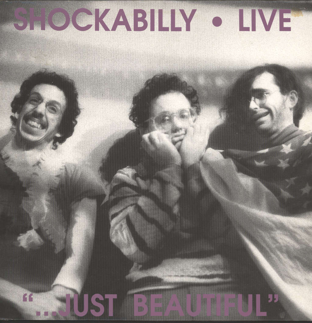 Shockabilly: Just Beautiful (Live), LP (Vinyl)