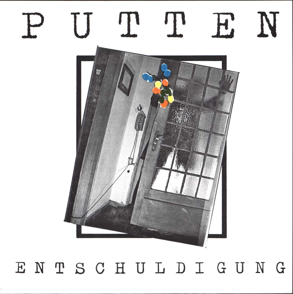"Putten: Entschuldigung, 7"" Single (Vinyl)"
