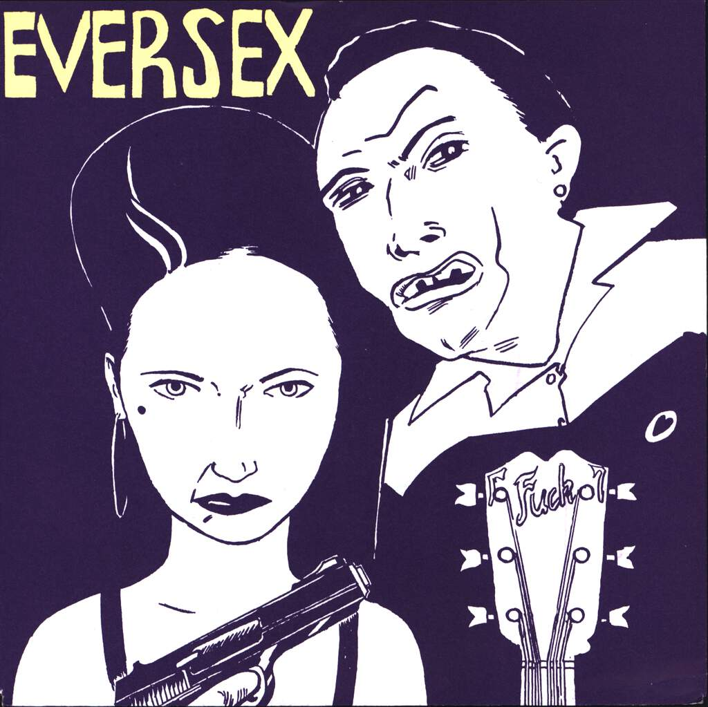 "King Rocko Schamoni & The Explosions: Eversex, 7"" Single (Vinyl)"