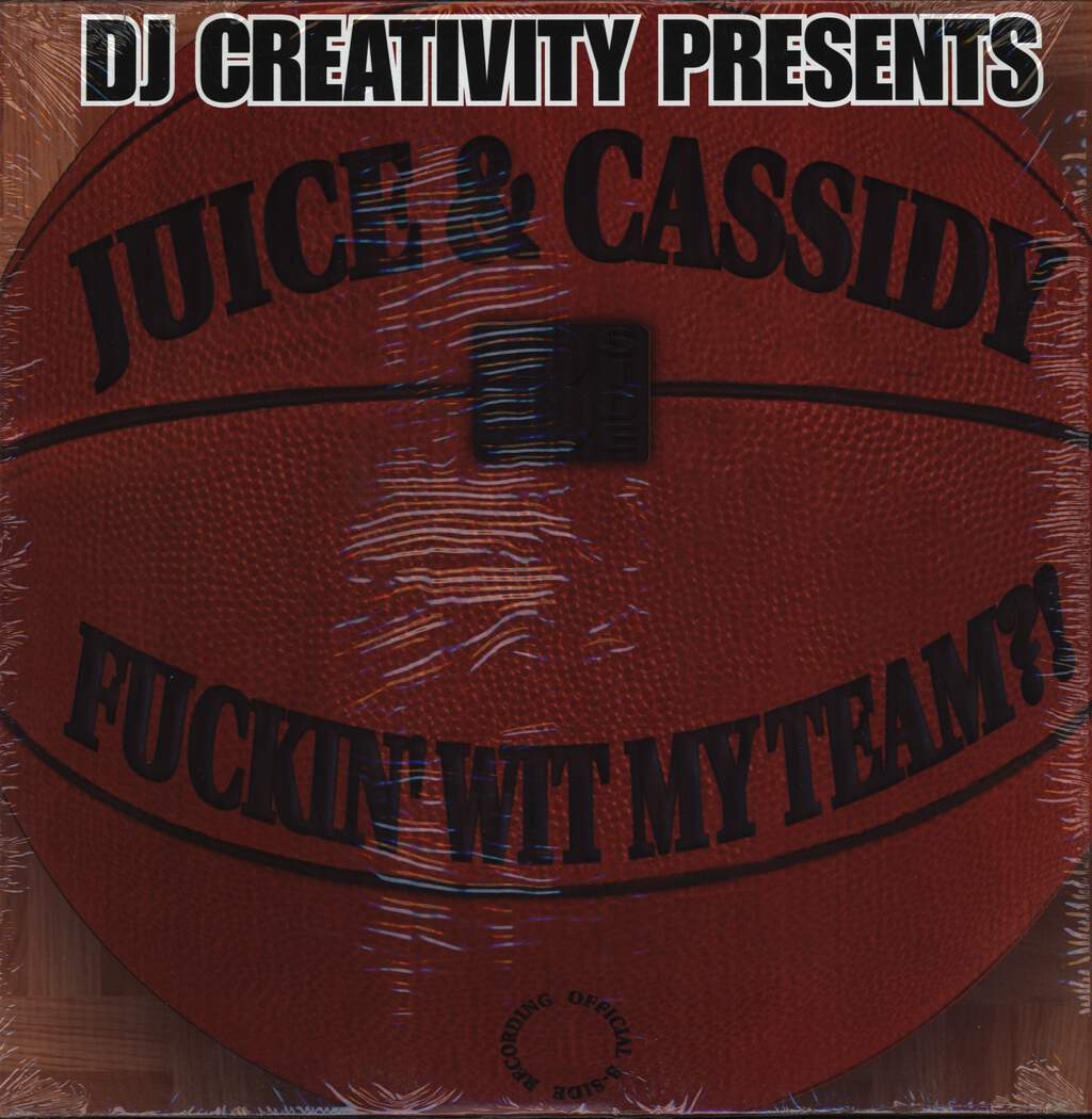 "J.U.I.C.E.: Fuckin' Wit My Team?!, 12"" Maxi Single (Vinyl)"