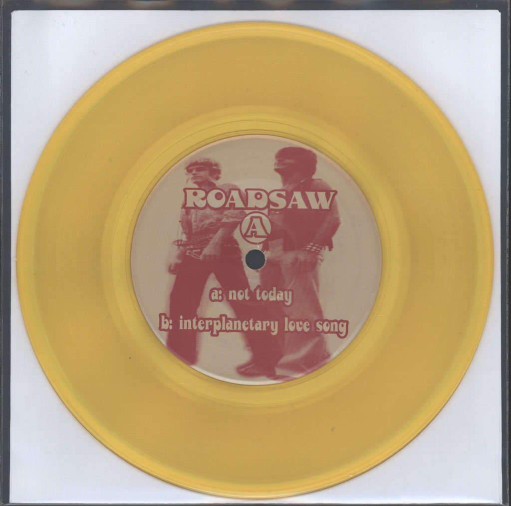 "Roadsaw: American Dream, 7"" Single (Vinyl)"