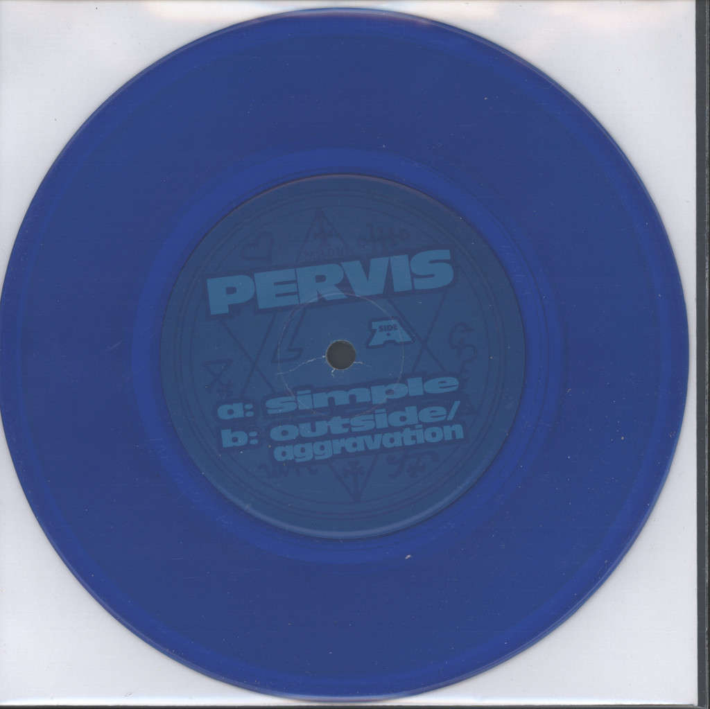 "Pervis: Pervis, 7"" Single (Vinyl)"