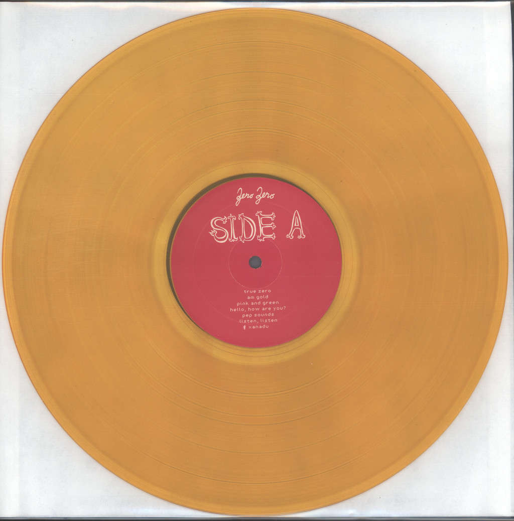 Zero Zero (USA): AM Gold, LP (Vinyl)