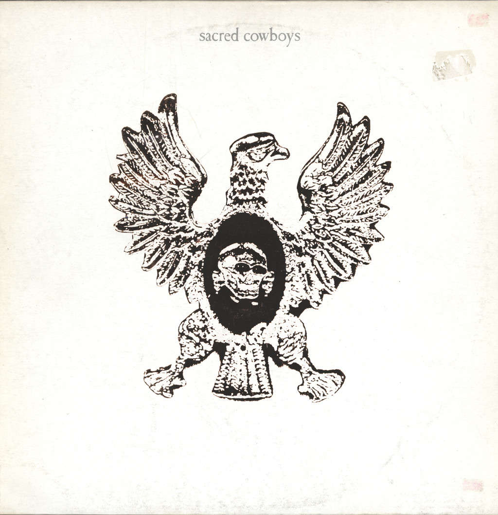 Sacred Cowboys: Same, LP (Vinyl)