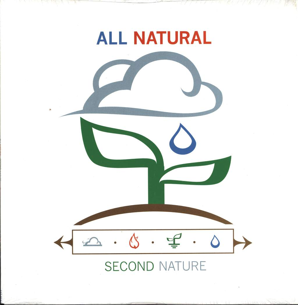 All Natural: Second Nature, LP (Vinyl)
