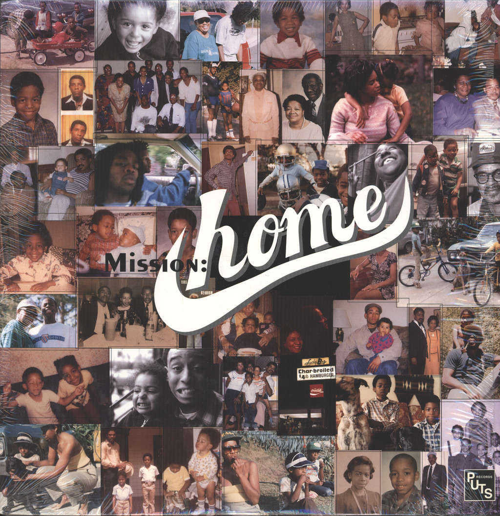 "Mission (US): Home ft. Mia Doi Tdd, 12"" Maxi Single (Vinyl)"