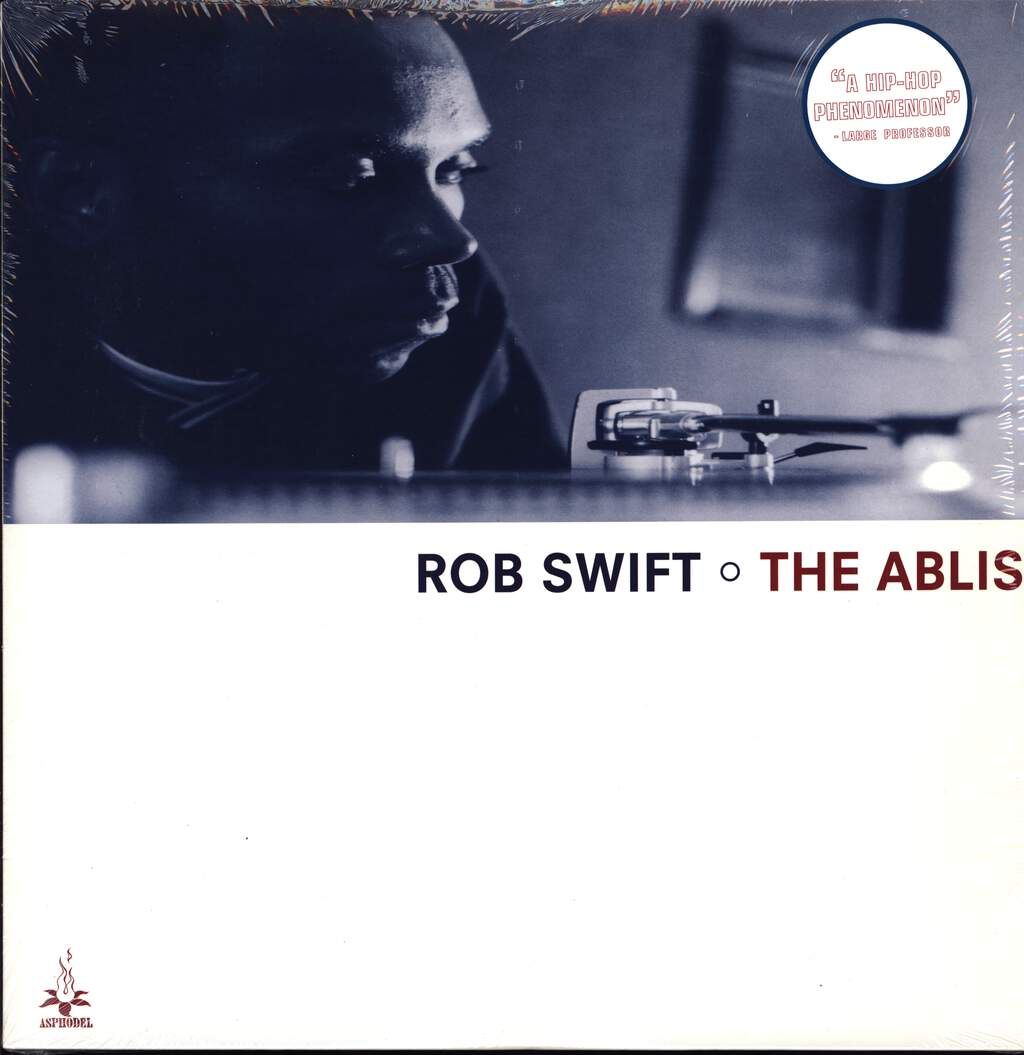 Rob Swift: The Ablist, LP (Vinyl)
