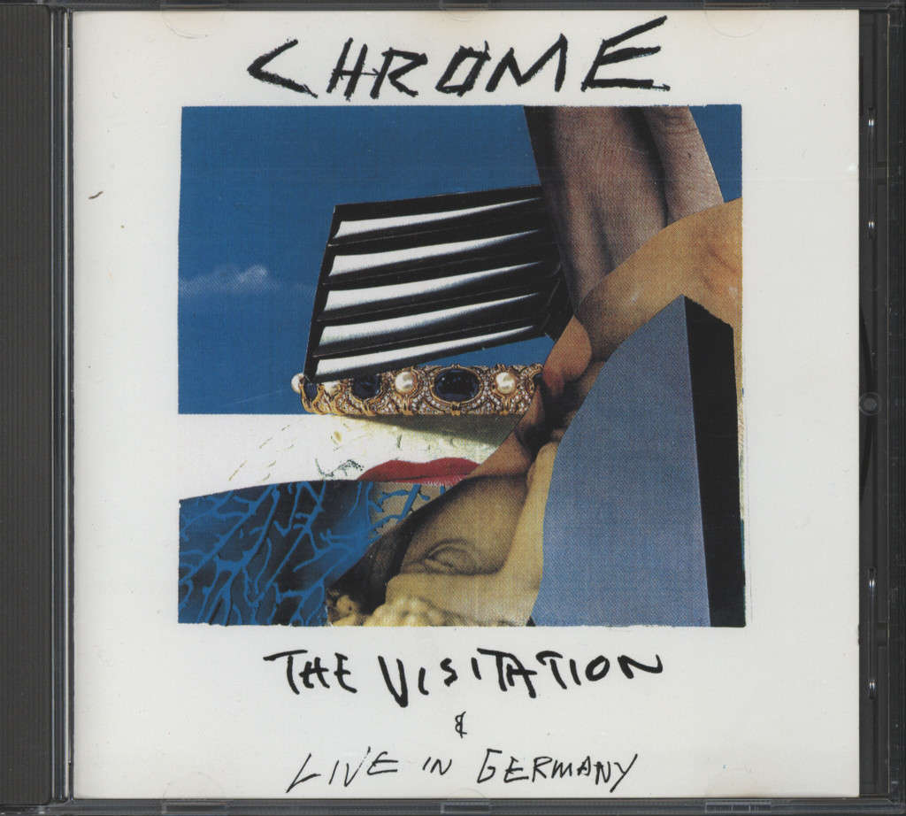 Chrome: The Visitation & Live In Germany, CD