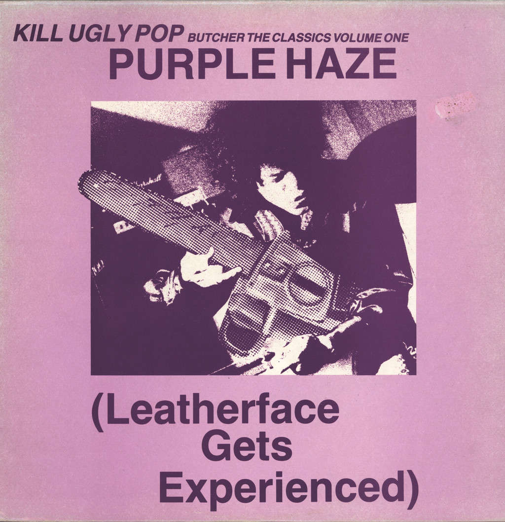 "Kill Ugly Pop: Purple Haze, 12"" Maxi Single (Vinyl)"