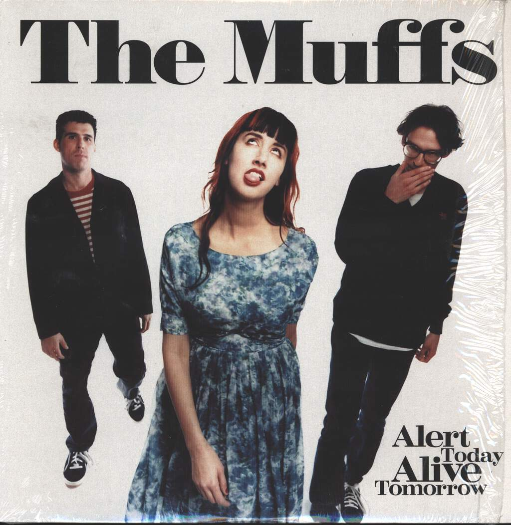 The Muffs: Alert Today Alive Tomorrow, LP (Vinyl)