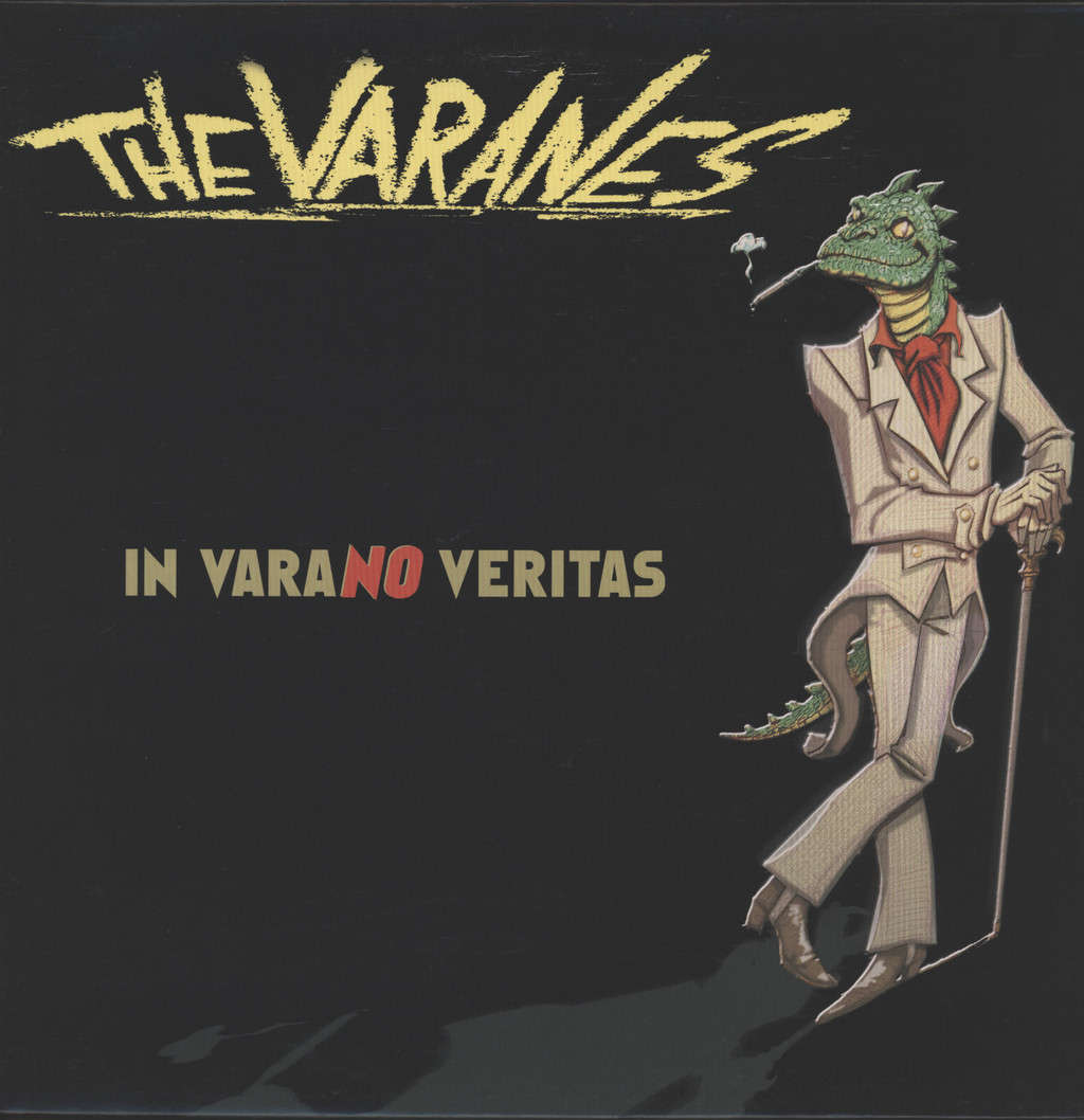 Varanes: In Varano Veritas, Mini LP (Vinyl)