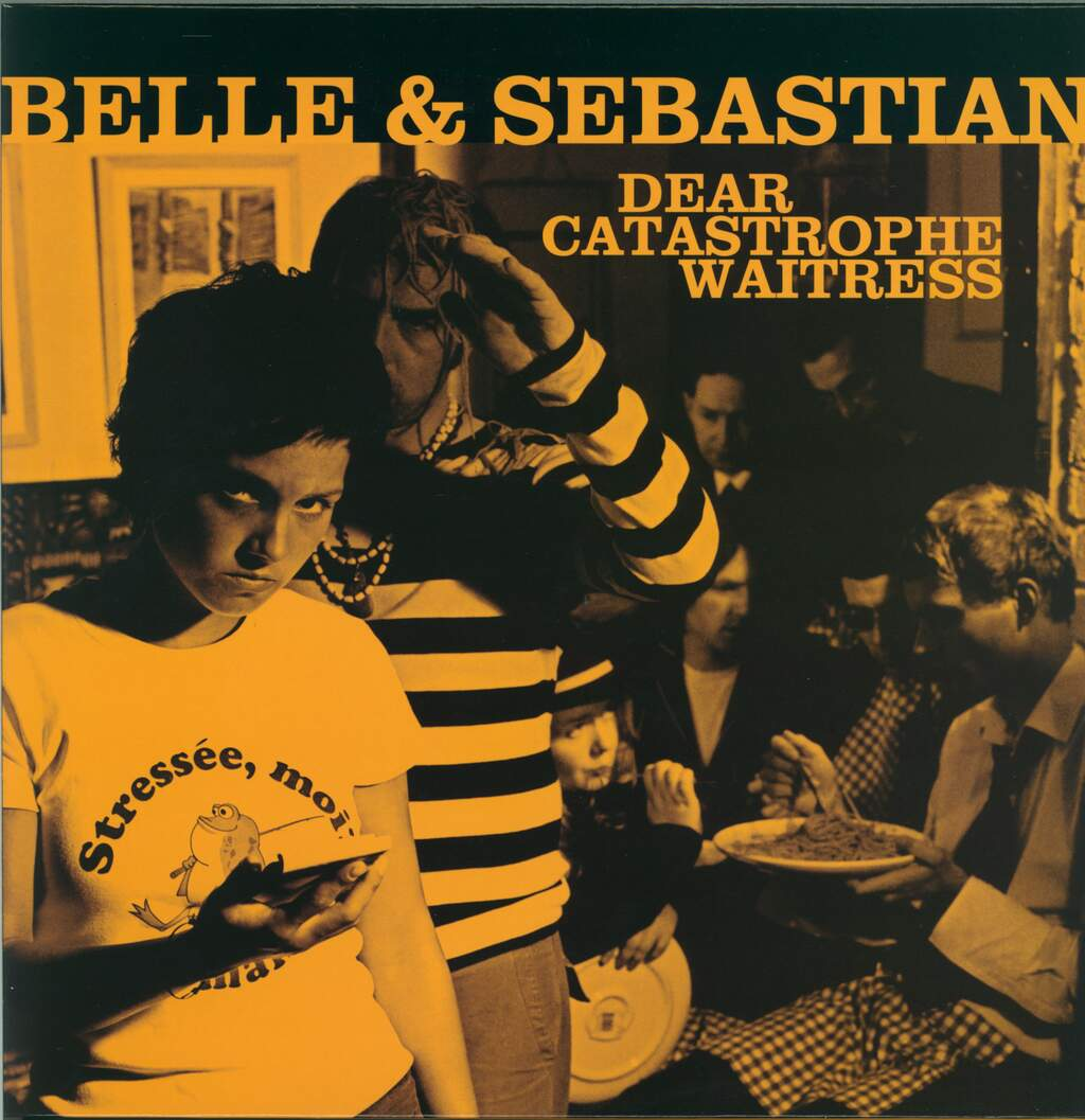 Belle & Sebastian: Dear Catastrophe Waitress, LP (Vinyl)