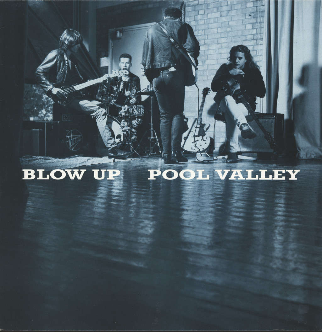 "Blow Up: Pool Valley, 12"" Maxi Single (Vinyl)"