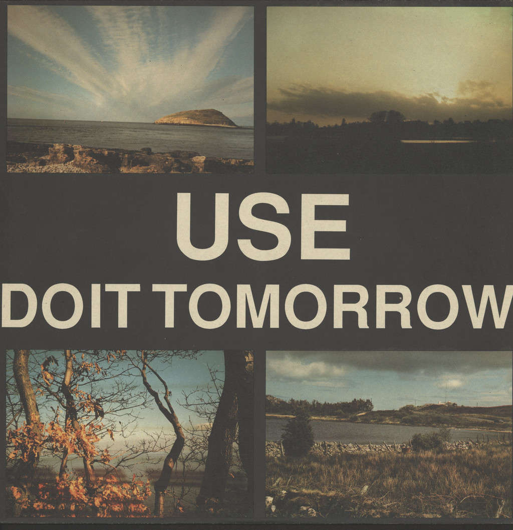 Use: Do It Tomorrow, LP (Vinyl)
