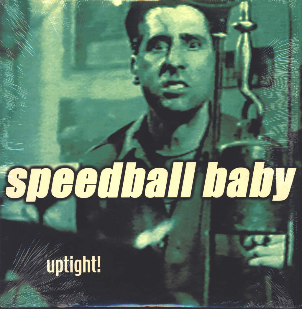 Speedball Baby: Uptight!, LP (Vinyl)