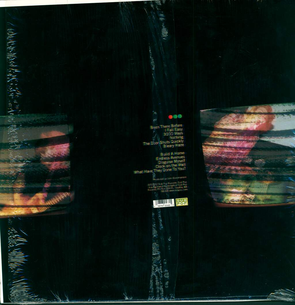Catheters: Static Delusions And Stone Still Days, LP (Vinyl)