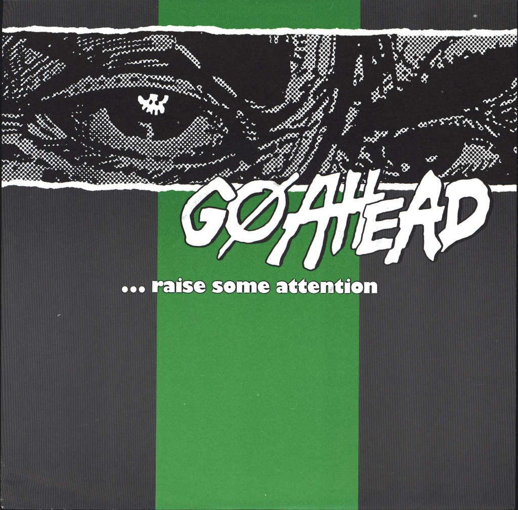 "Go Ahead: Raise Some Attention, 7"" Single (Vinyl)"