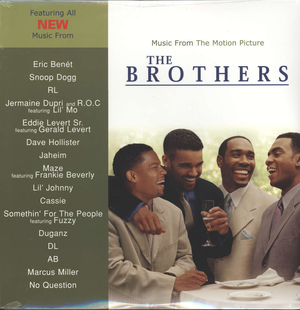 Various: Music From The Motion Picture The Brothers, LP (Vinyl)