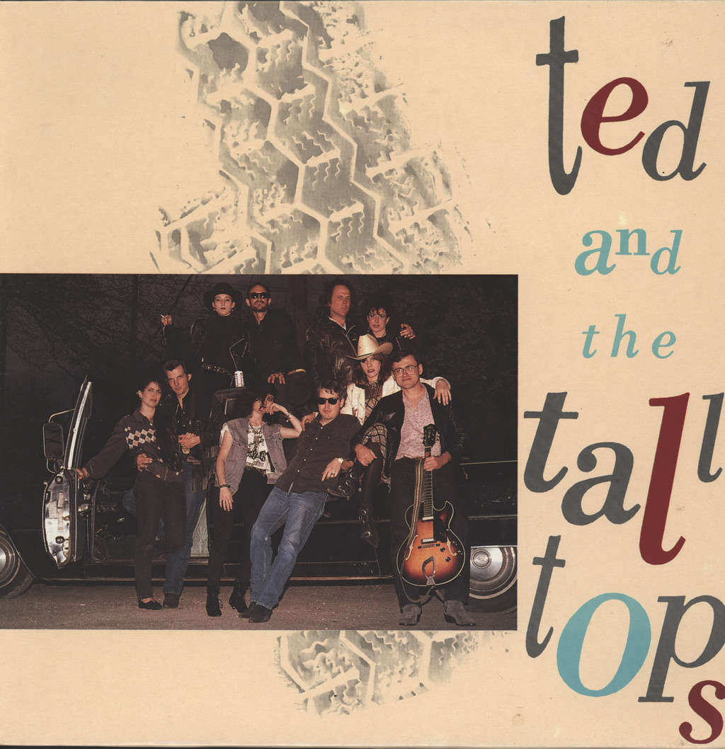 Ted and the Tall Tops: Same, Mini LP (Vinyl)