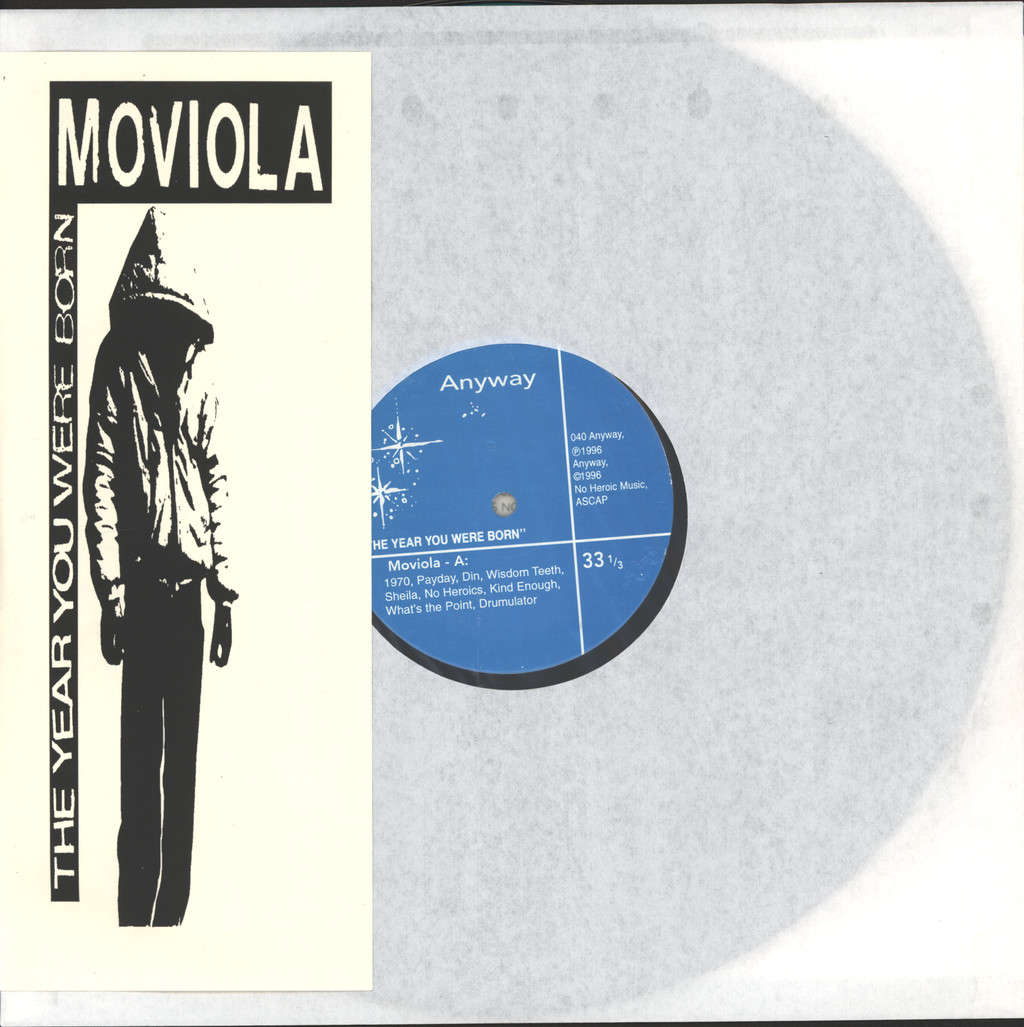 Moviola: The Year You Were Born, LP (Vinyl)