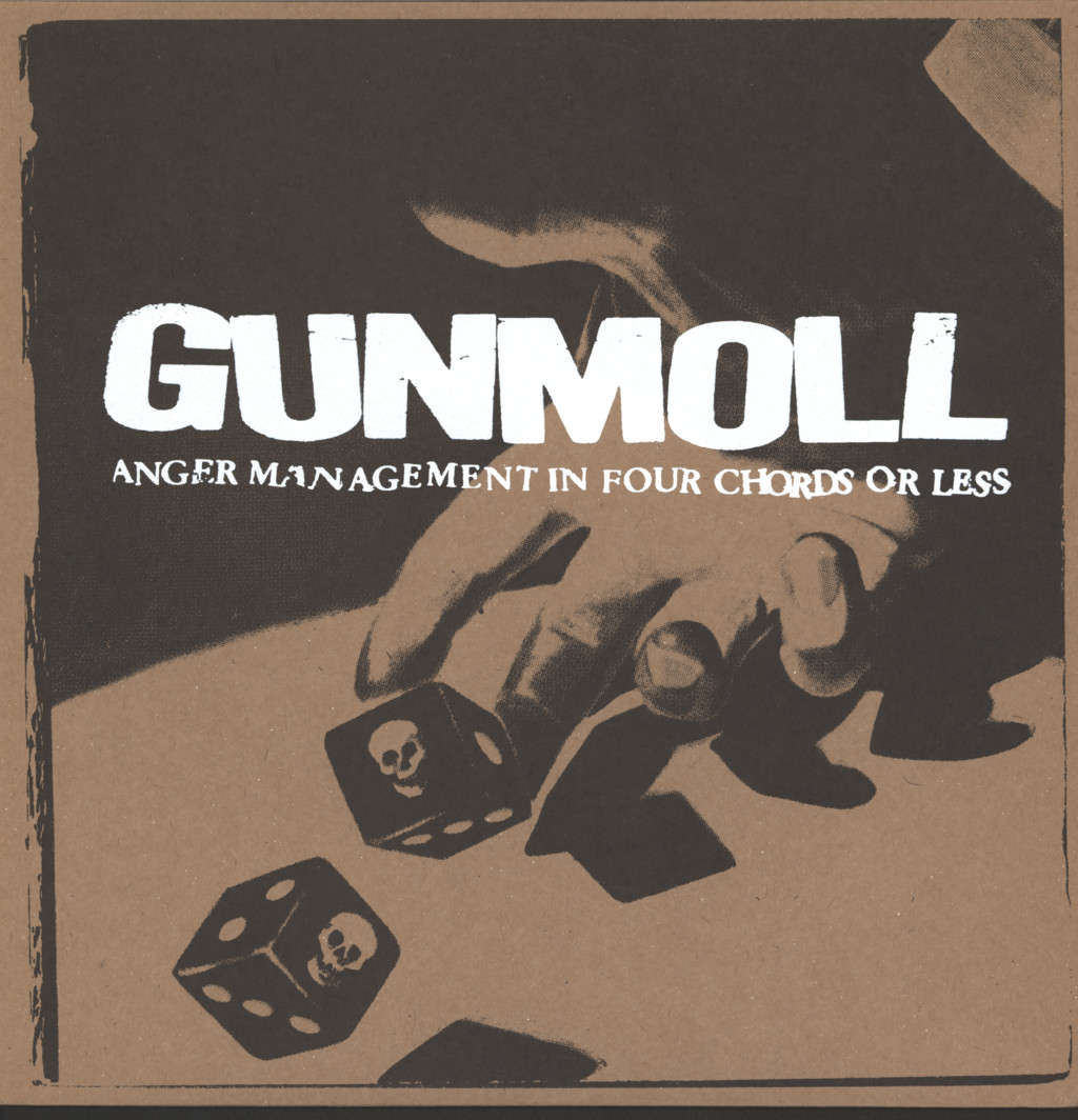 Gunmoll: Anger Management In Four Chords Or Less, LP (Vinyl)