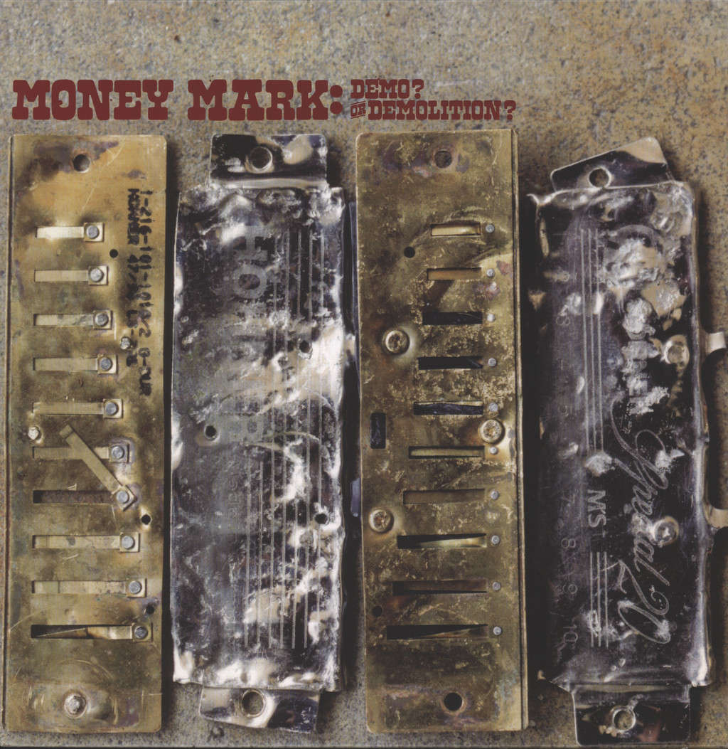 "Money Mark: Demo? Or Demolition?, 12"" Maxi Single (Vinyl)"