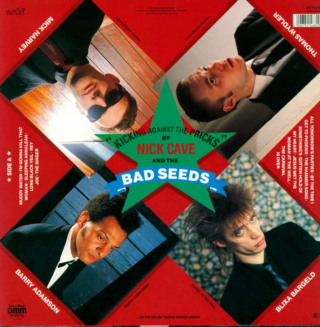 Cave, Nick + the Bad Seeds: Kicking Against The Pricks, LP (Vinyl)