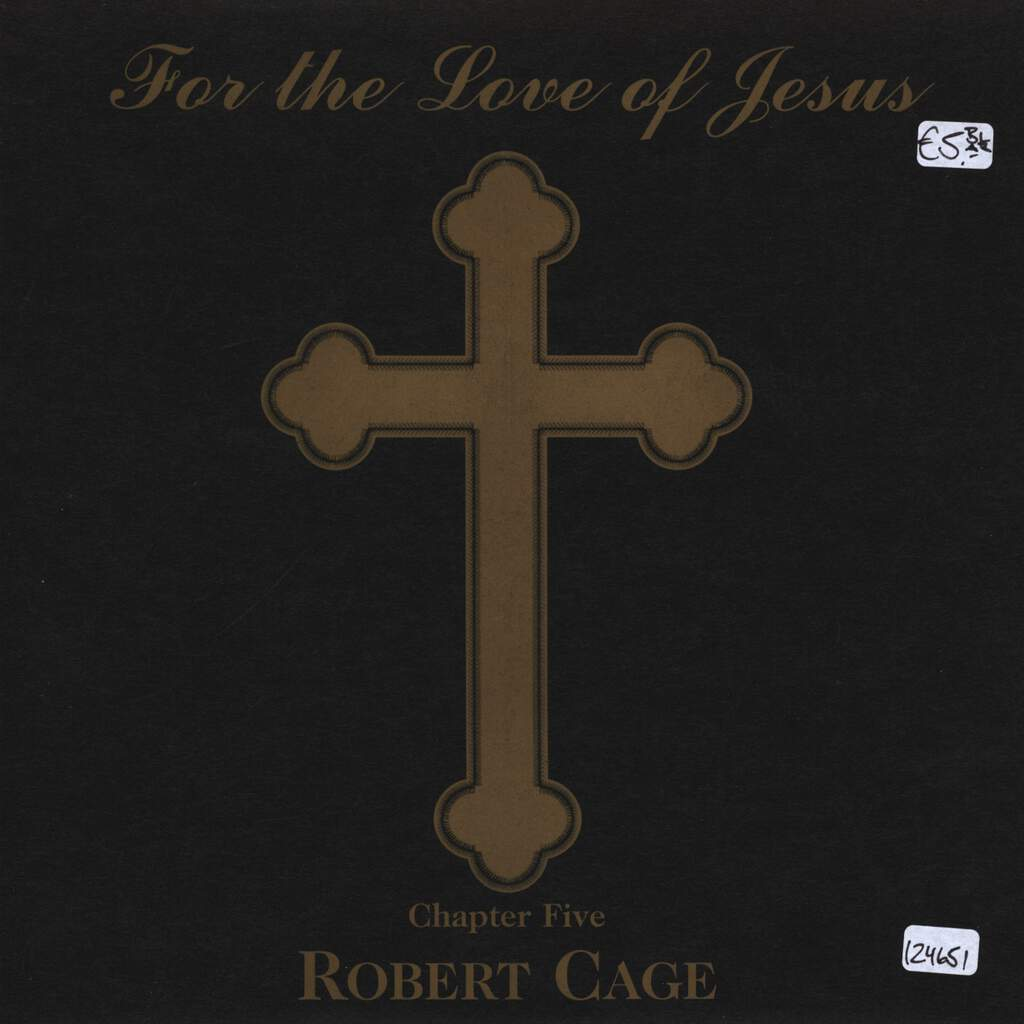 "Robert Cage: For The Love Of Jesus - Chapter Five, 7"" Single (Vinyl)"