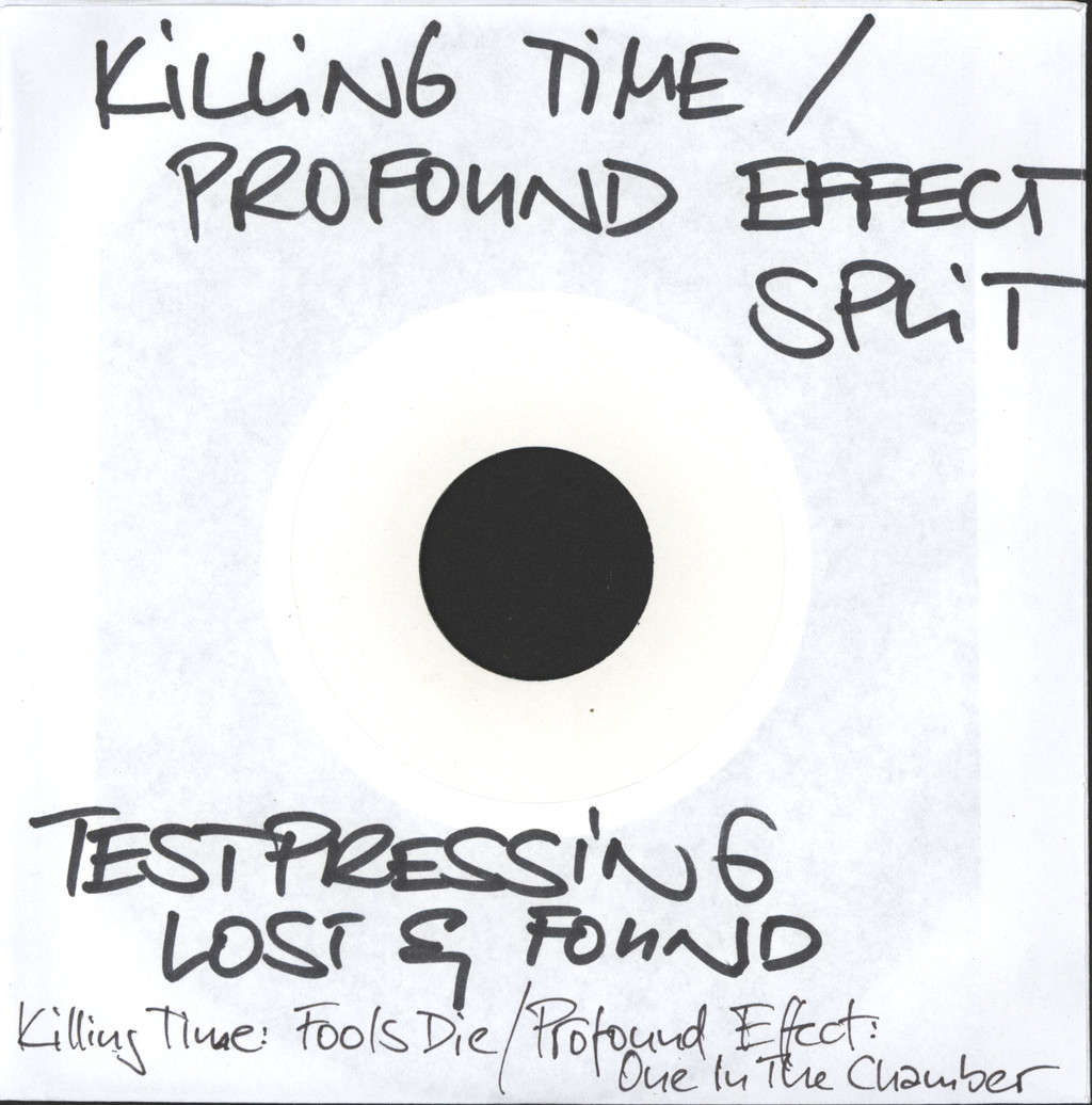 "Killing Time: Split, 7"" Single (Vinyl)"