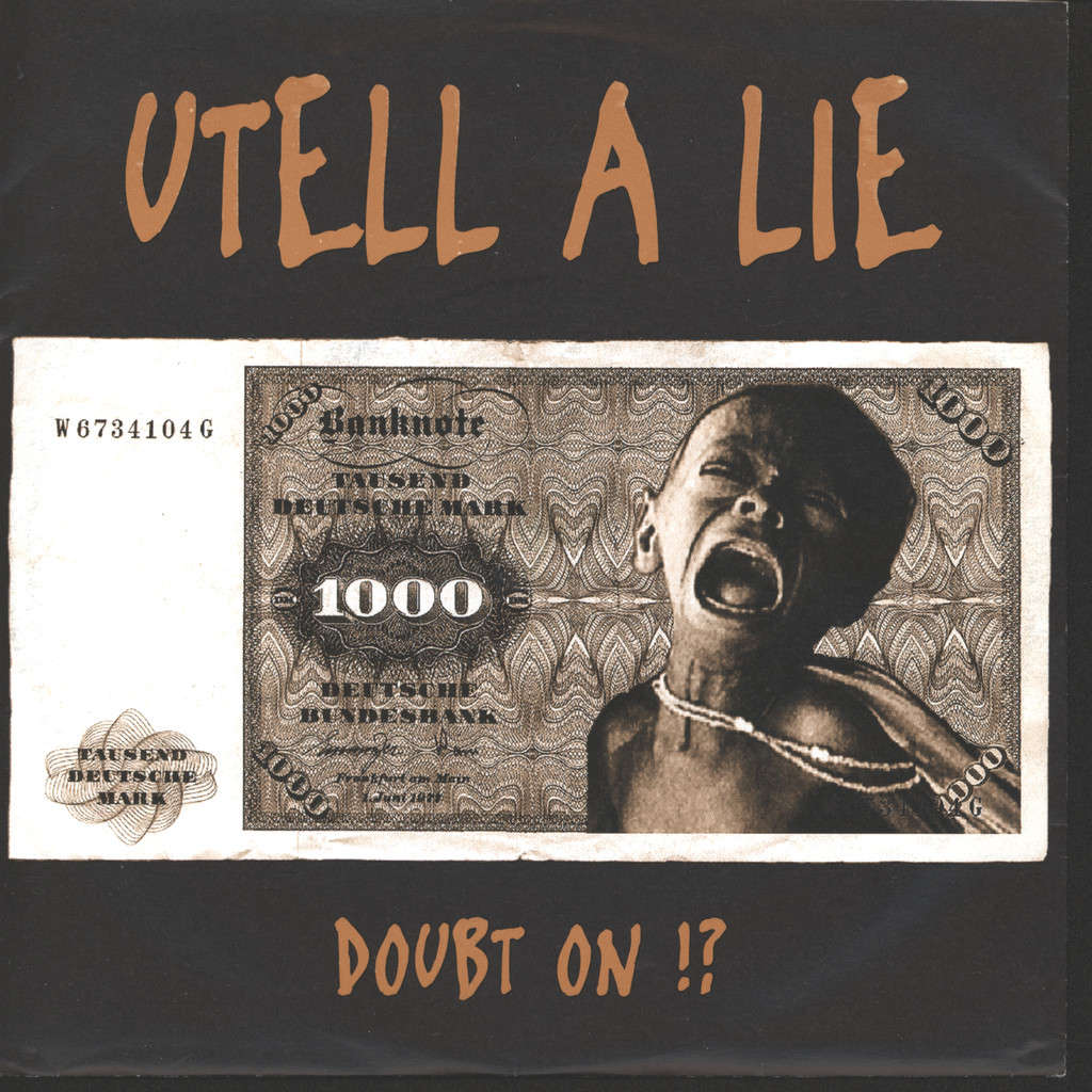"Utell A Lie: Doubt On, 7"" Single (Vinyl)"