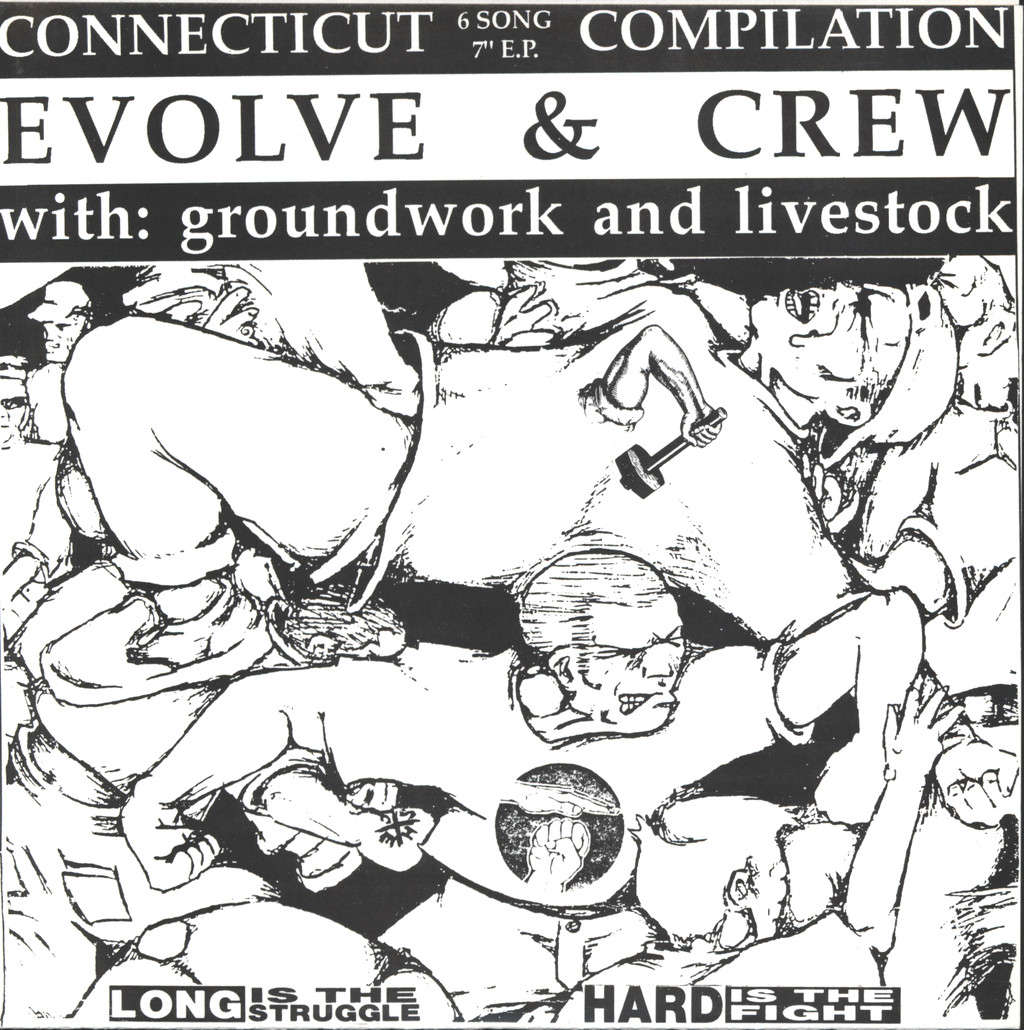 "Groundwork: Connecticut Compilation, 7"" Single (Vinyl)"