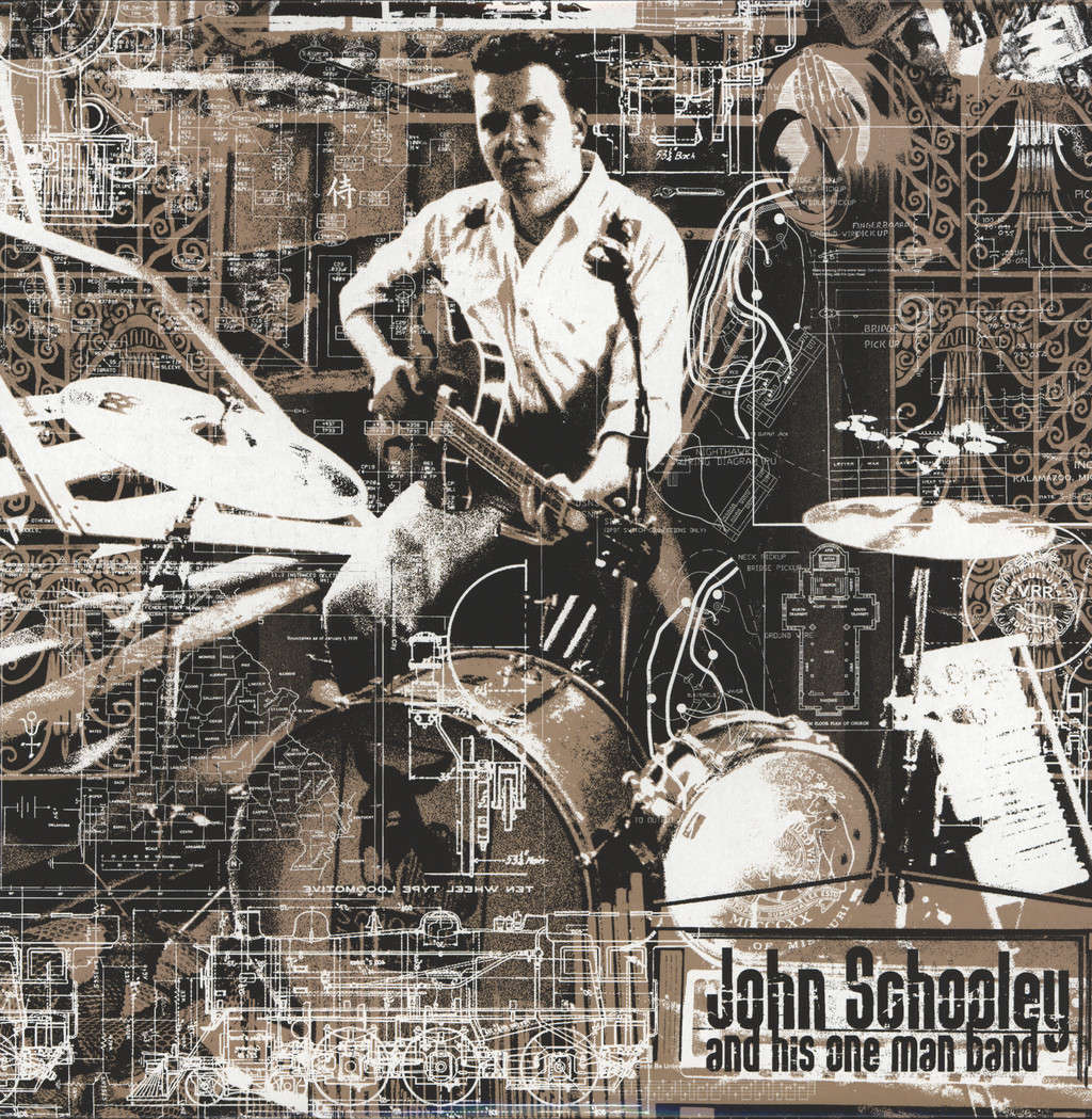 John Schooley: John Schooley And His One Man Band, LP (Vinyl)