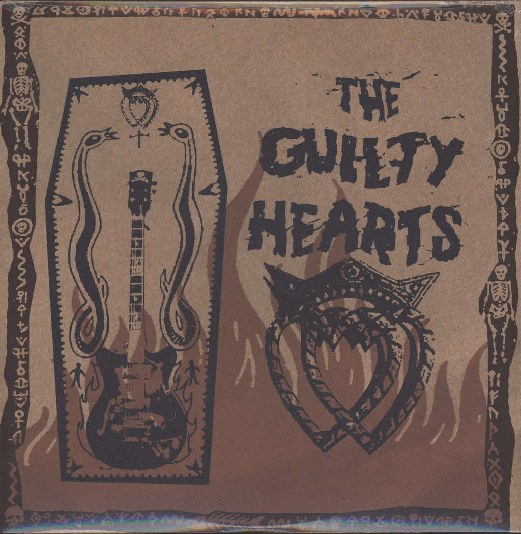 Guilty Hearts: The Guilty Hearts, LP (Vinyl)