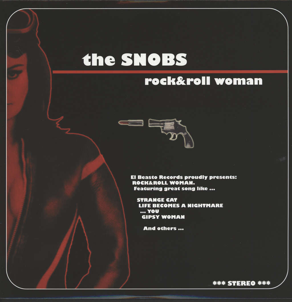 Snobs: Rock & Roll Woman, LP (Vinyl)