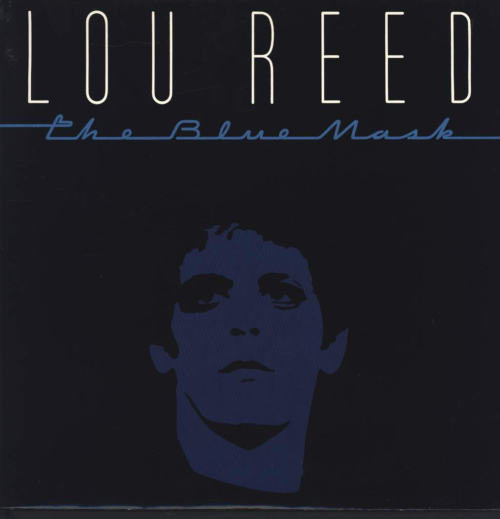 Lou Reed: The Blue Mask, LP (Vinyl)