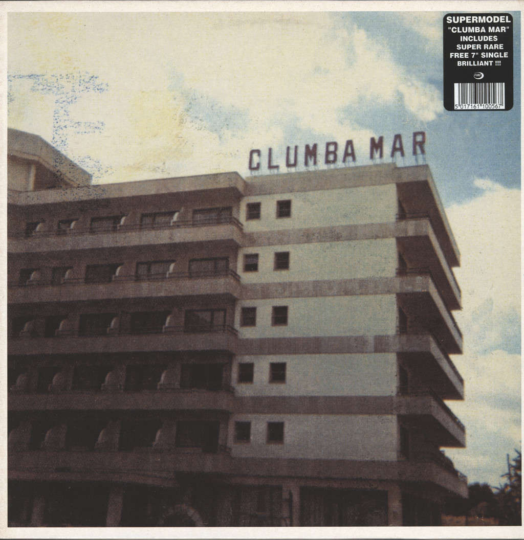 Supermodel: Clumba Mar, LP (Vinyl)