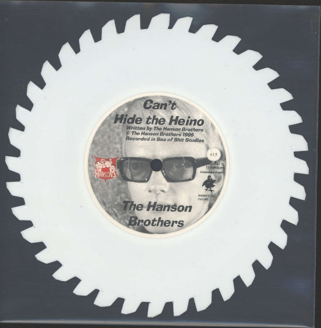 "D.O.A.: Beat 'Em, Bust 'Em / Can't Hide The Heino, 7"" Single (Vinyl)"