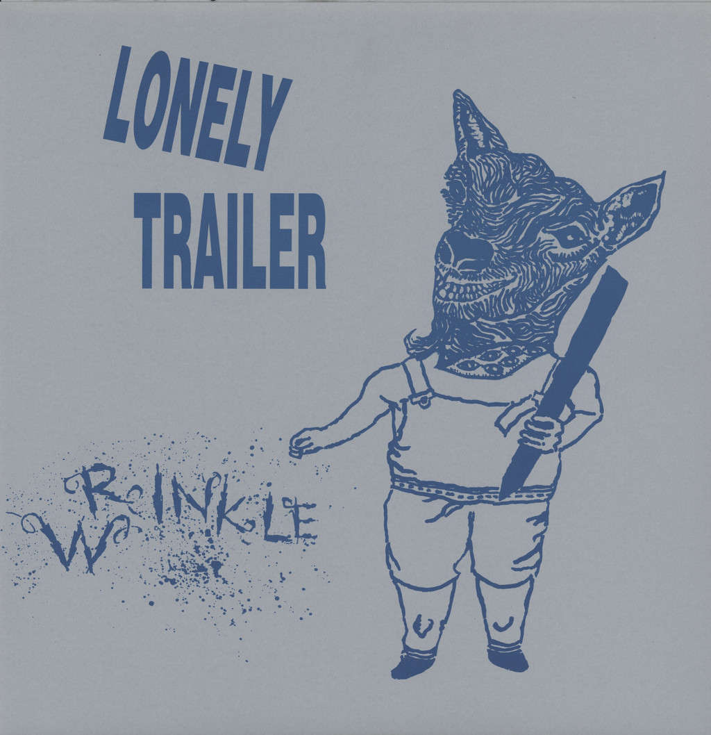 Lonely Trailer: Wrinkle, LP (Vinyl)