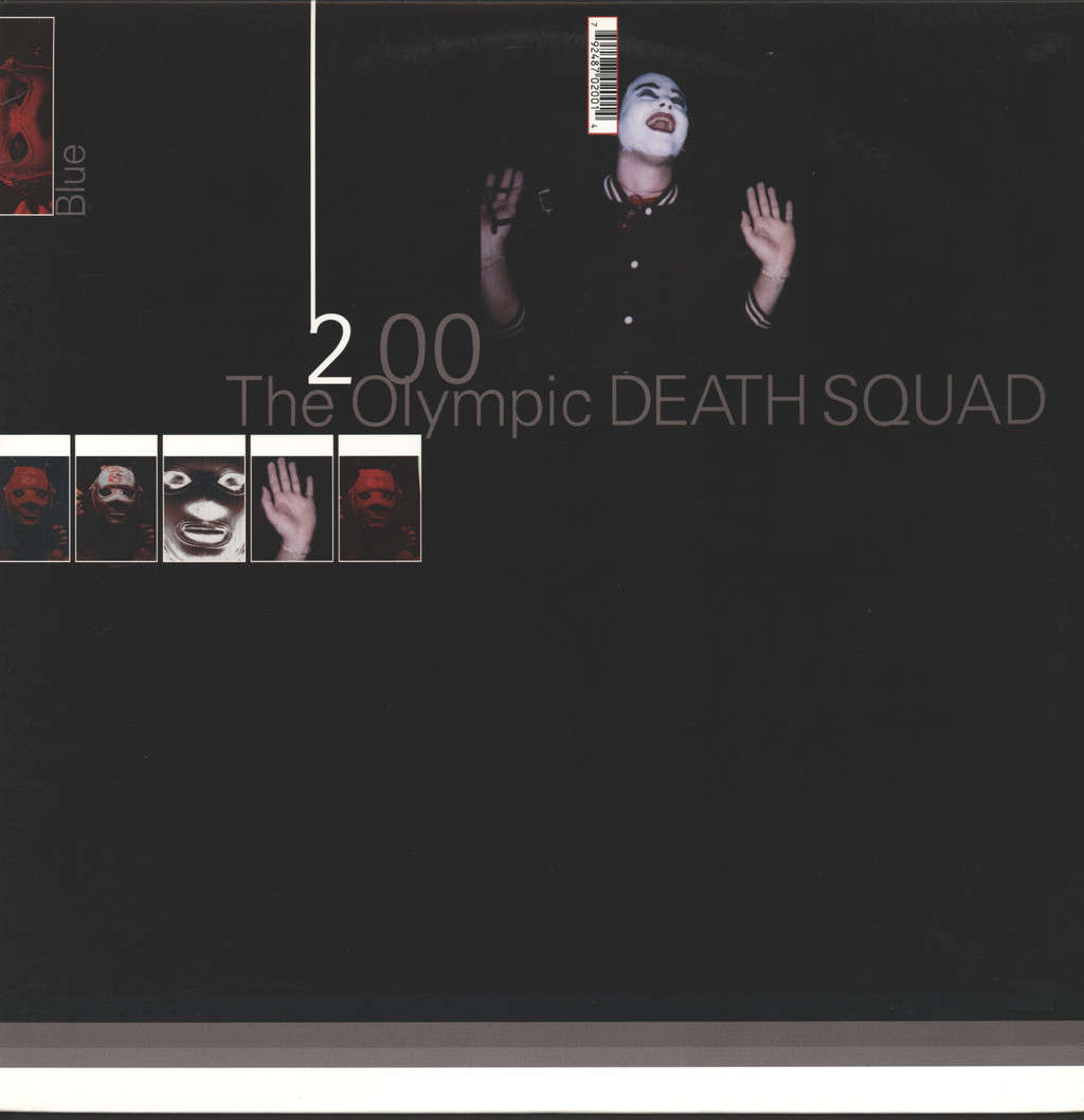 Olympic Death Squad: Blue, LP (Vinyl)
