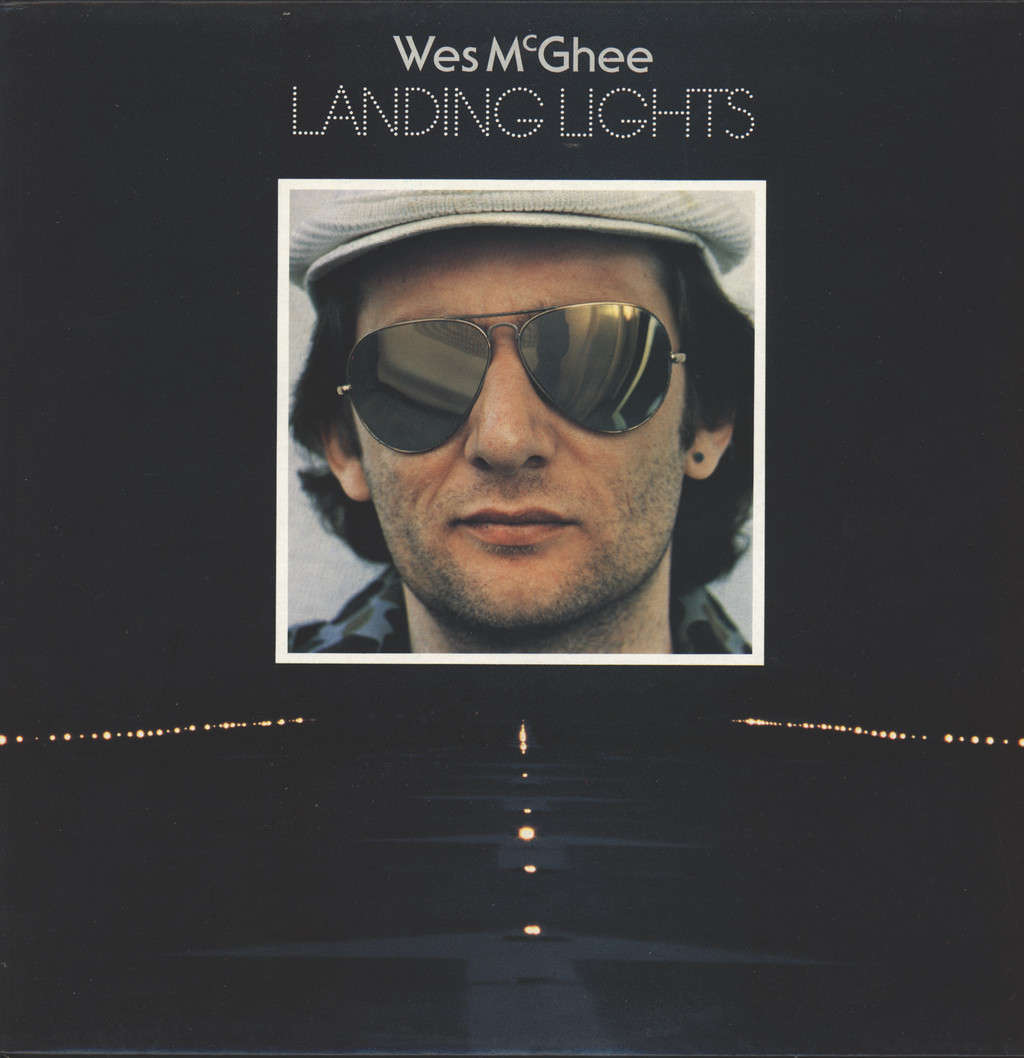 Wes Mcghee: Landing Lights, LP (Vinyl)