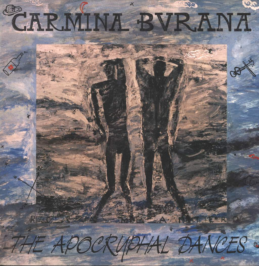 Carmina Burana: The Apocryphal Dances, LP (Vinyl)