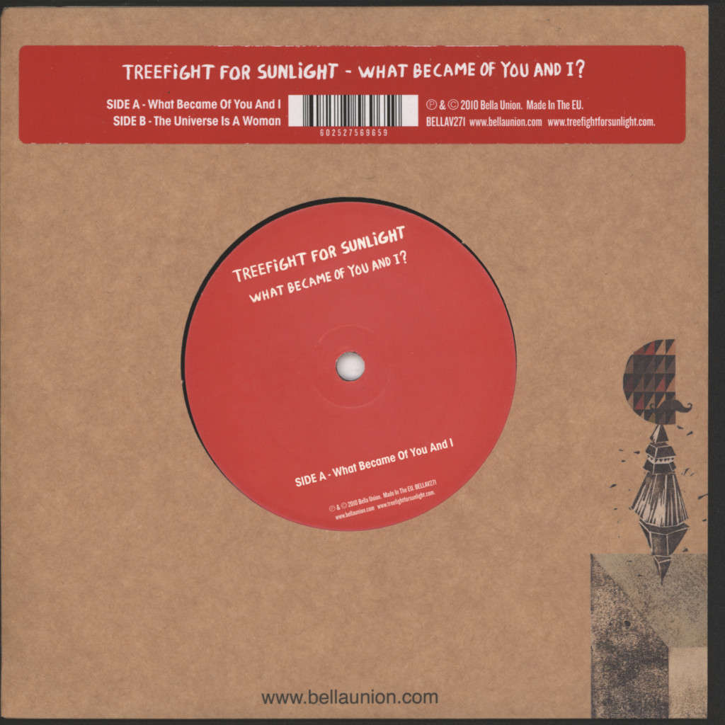 "Treefight For Sunlight: What Became Of You And I, 7"" Single (Vinyl)"
